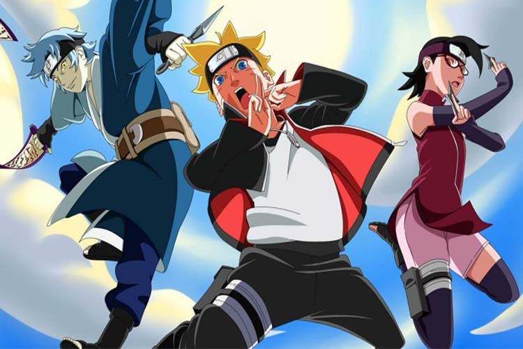 personnages forts de Naruto